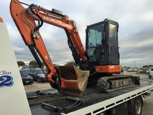Machinery Transport in Perth & Surrounding Area