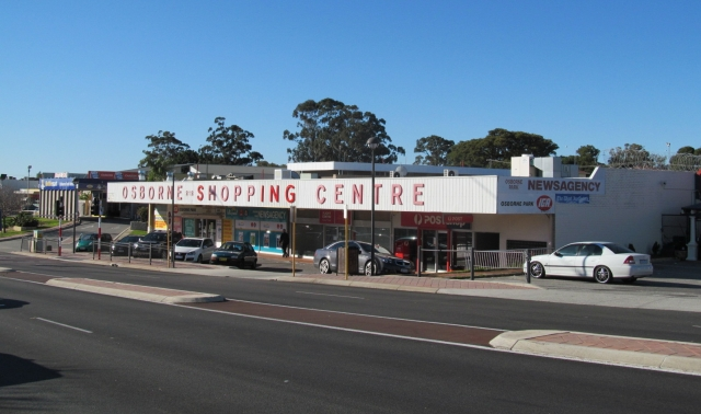 Shopping centre in osborne park western australia