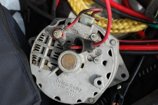 testing an alternator