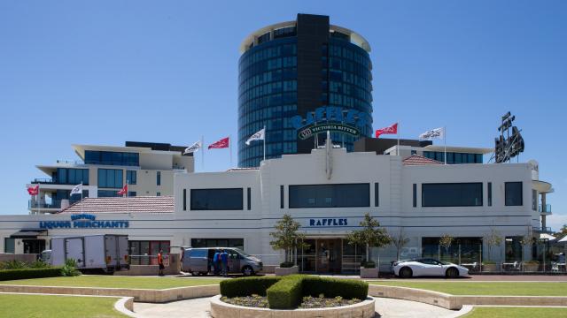 Raffles Hotel in Applecross