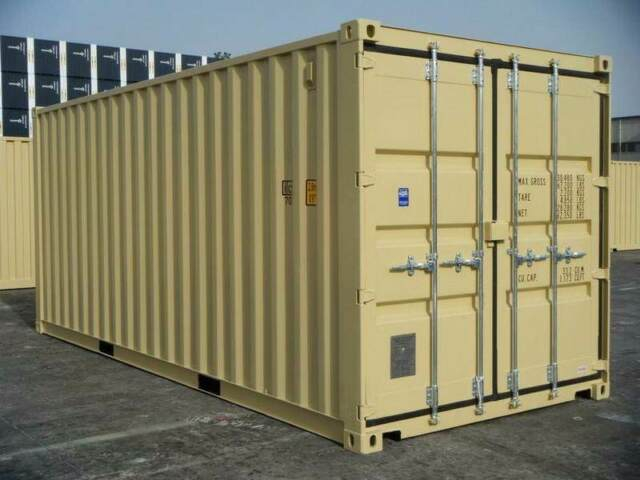 Sea Container Transport Perth | Shipping Container Transport Perth