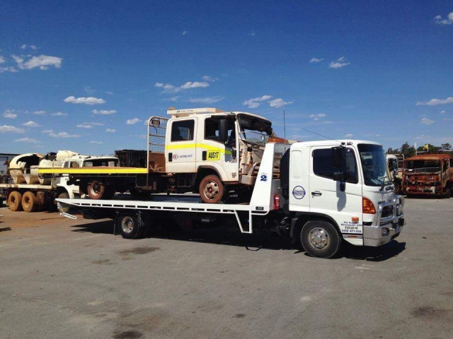 Truck Towing Perth