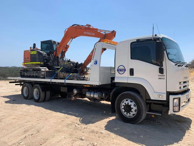 Heavy Excavator Transport Perth