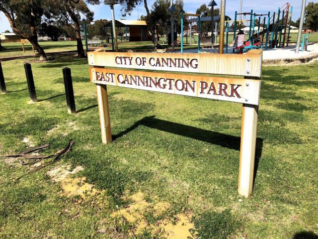 East Cannington Park