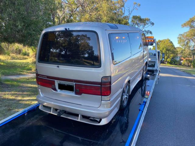 Towing a Van in Parkwood